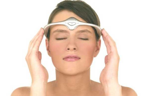 Электронный обруч способен предотвращать головную боль