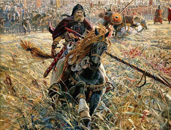 А было ли татаро монгольского